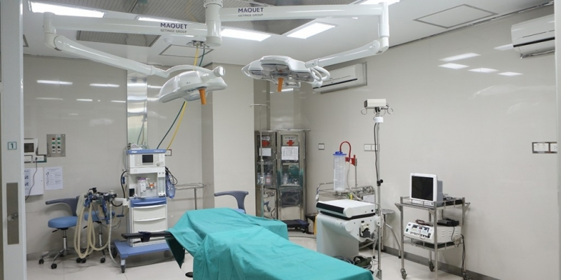 Phòng Mổ - Bệnh Viện Đa Khoa Quốc Tế THU CÚC
